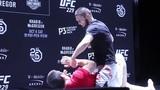 Открытая Тренировка Хабиба Нурмагомедова UFC 229 - ПОЛНАЯ ВЕРСИЯ | Жестко Ответил Конору и Ирландцам
