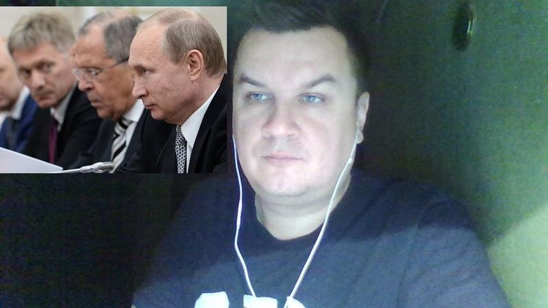 Песков признался что от ругательств Путина стынет кровь