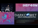 DEF CON 25 - Professor Plum - Digital Vengeance Exploiting the Most Notorious CC Toolki