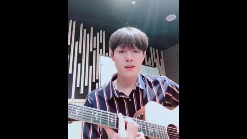 HONEYST Chulmin ( Shawn Mendes) - Where Were YouIn The Morning