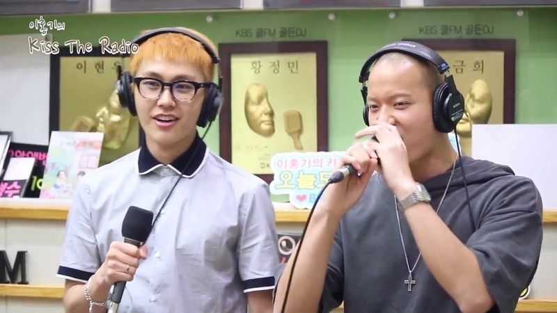 [BTOB] Rap Line Peniel Ilhoon sing 'Love Sick' FT Island ft Hyunsik