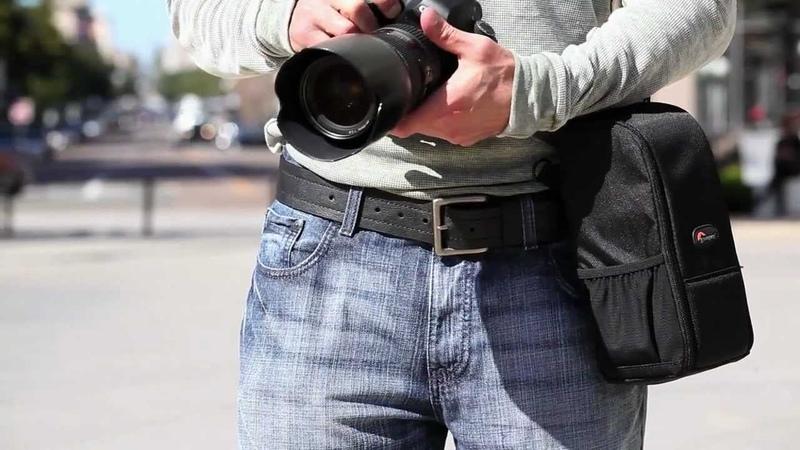 Lowepro SF Lens Exchange Case 100 AW