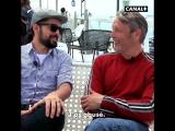 Mads Mikkelsen Joe Penna in Cannes 2018 (2)
