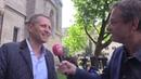 Die AfD demonstriert gegen den ersten islamistischen Anschlag gegen eine deutsche Kirche