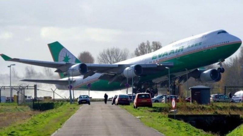 Aviões Aeronaves Acidentes Aterrissagem Perigosas