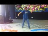 Traning in Dance studio