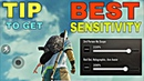 Only Way to get your best sensitivity in any device PUBG MOBILE TIPS AND TRICKS