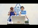 SPECIAL   170419   Миссия Скрытая коробка   Трейни HF Music Company — У Джинён, трейни Ким Санбин @ Produce 101 Season 2