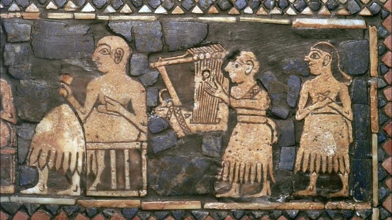 Желтые люди.Кем были рабы древней цивилизации.Странные легенды Шумерской цивилизации