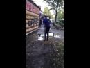 Уборка территории от мусора/ОмскСпецТранс
