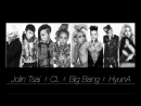 Jolin Tsai x CL x Big Bang x HyunA Play x MTBD x Good Boy x Hows This Mashup Mix