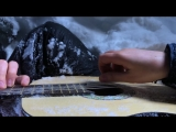 The Sound of Silence in the Middle of a Blizzard (Fingerstyle Guitar)
