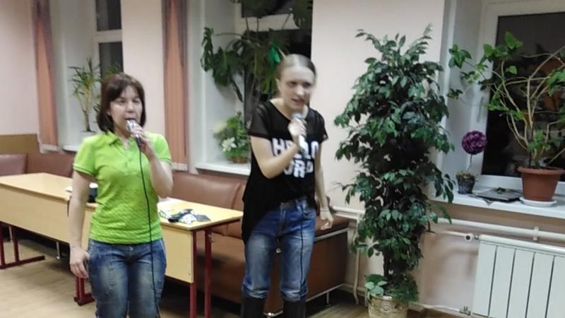 Балашова Людмила и Колесникова Анастасия -