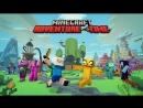 [KITJOY] Время Приключений - Алмазы и Лимоны (Спецвыпуск) | Adventure Time x Minecraft