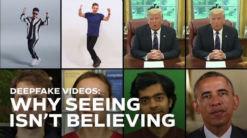 Deepfake Videos Are Getting Real and That's a Problem | Moving Upstream