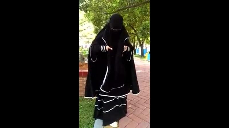 Cara Memasang Cadar Maryam.mp4
