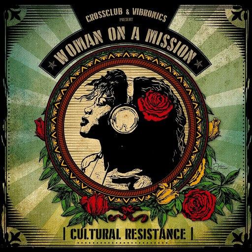 Vibronics альбом Woman on a Mission
