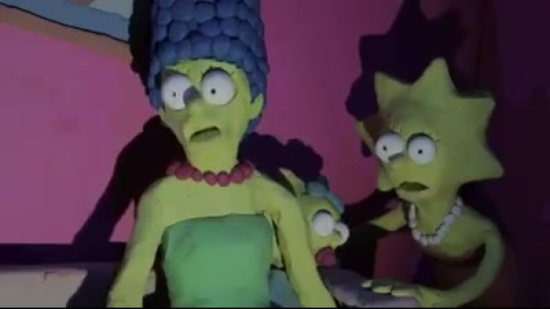 $UICIDEBOY$ - Kill yourself part lll - The Simpsons Couch Gag