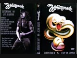 Whitesnake Super Rock '84 Live In Japan