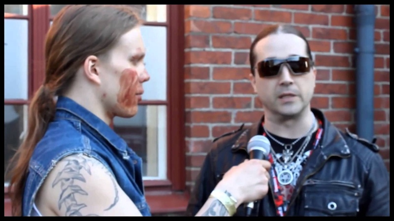 Inquisition Interview Steelfest Open Air 2014