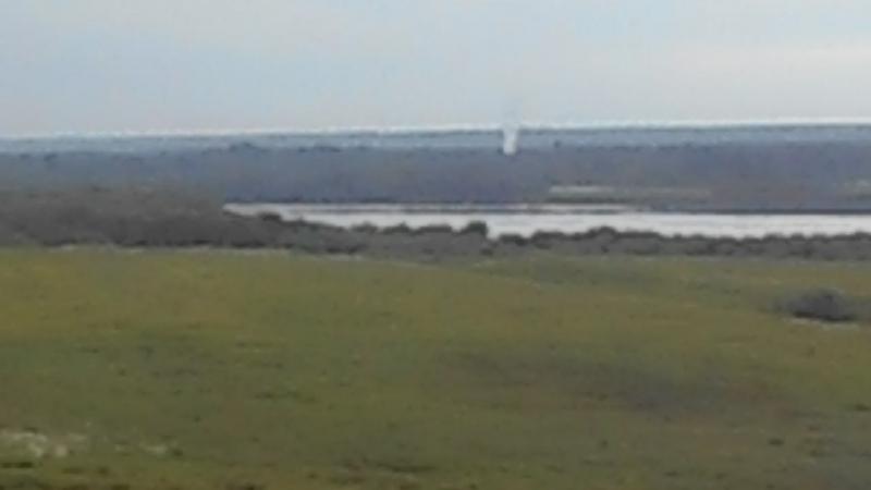 Прорыв магистрального газопровода Микунь-Сыктывкар в районе села Усть-Вымь 4 июля 2018 года