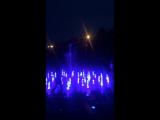 Поющие фонтаны Николая Коперника в Торуни 10.08.2018