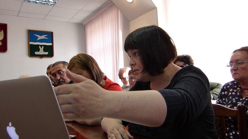 Встреча в администрации по ТБО Кулаковский 07.05.2018, часть 3