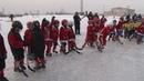 Открытый турнир по хоккею с мячом на призы Алана Джусоева. Церемония награждения