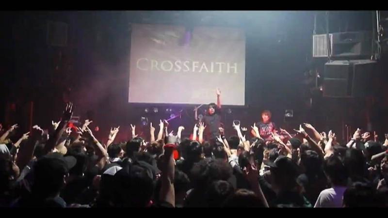 Crossfaith - Live at Geki Rock Fes Official Video