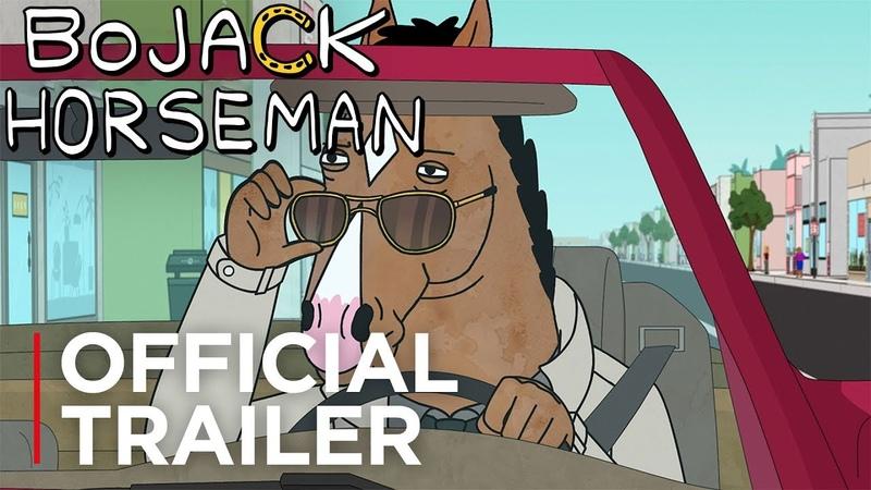 BoJack Horseman Season 5 | Official Trailer [HD] | Netflix