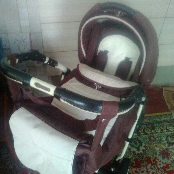 Продам дитячу коляску Adamex Enduro 2 в 1.