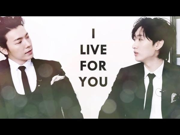 [P100] ENG EunHae HaeHyuk || I live for you