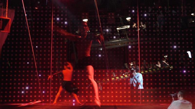 Татьяна Кресса. Аргентинское танго. Отчетный концерт Альфа-Dance, 6-ти летие студии!
