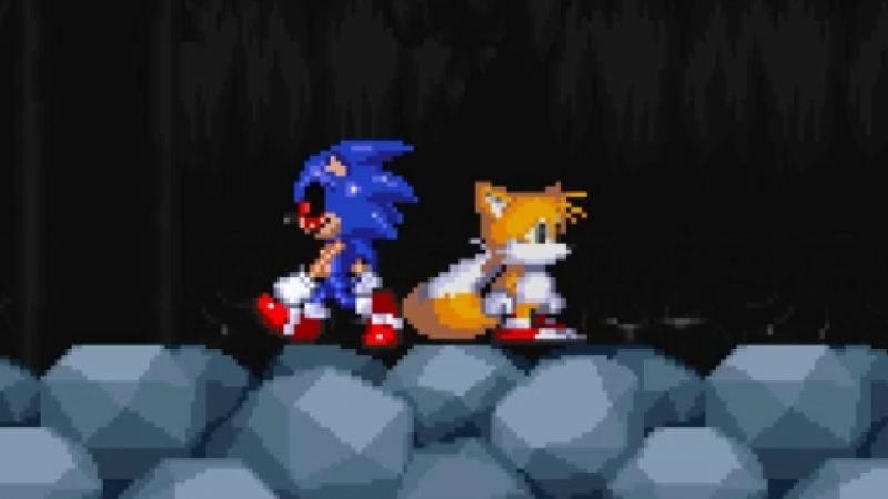 Самые яркие моменты с Sonic.Exe The Spirits of Hell