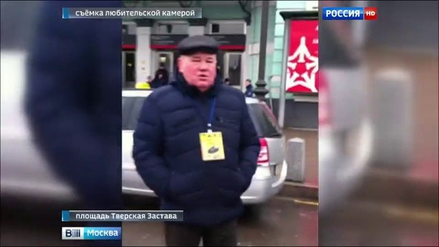 Вести-Москва • Бомбилы оккупировали прибыльные места на площади Тверской заставы