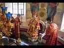 Неделя Жён Мироносиц богослужение старообрядческое