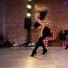 "POLINA GLEN on Instagram Girls stay feminine Choreo and video @ciscochoreography 💔 highhill dance playgroundla LA"""