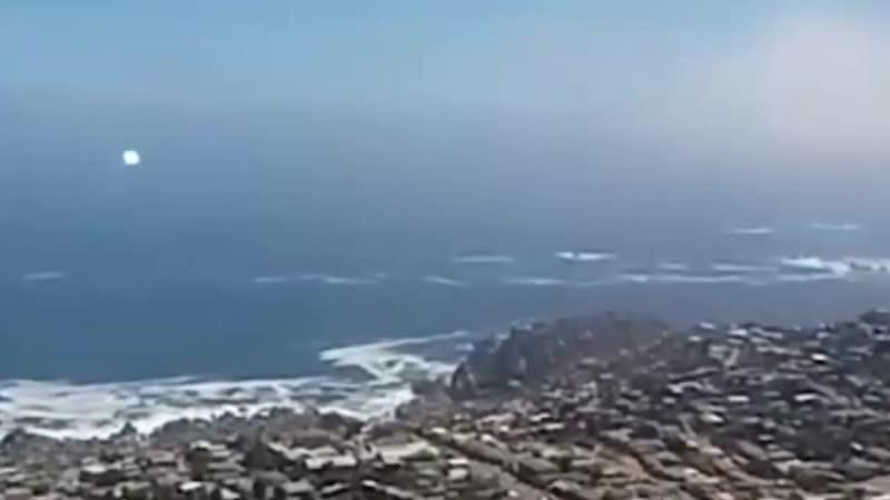 Туристу, снявшему НЛО, никто бы не поверил, если бы не появились другие видео