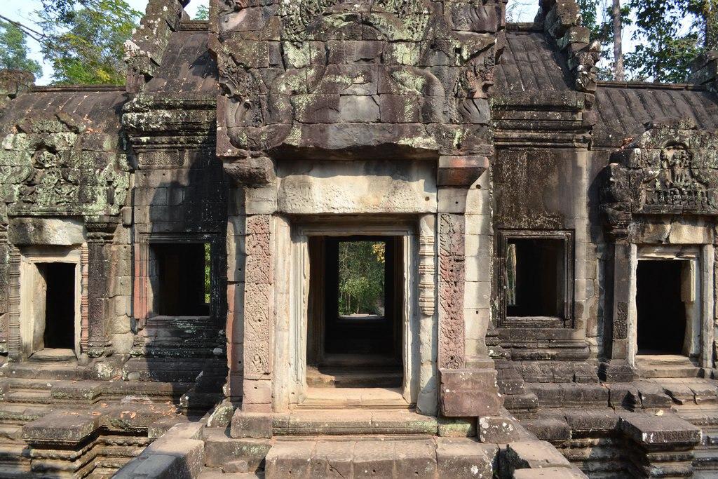 Самостоятельная поездка в Ангкор Ват с острова Фукуок