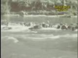 8mm FILM Banja Luka 1940 godine COLOR Vrbas river