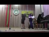 Новогодние встречи Музыка ретро Бендерская детская школа искусств 25 Декабря 2018 ч 1