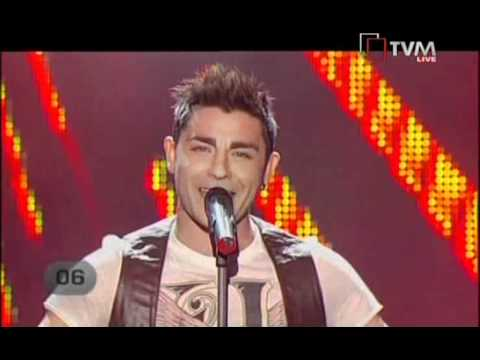06 Fabrizio Faniello - No Surrender - Malta Eurovision 2011 Final