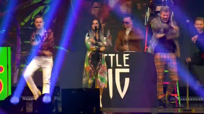 LITTLE BIG — SKIBIDI (LIVE @ Het Gala van de Gouden K's 2018, Antwerp, Belgium) [26.01.2019]