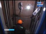 400 лифтов в домах Иркутской области заменят в 2018 году