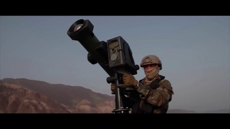 Forces spéciales, la vidéo officielle du COS