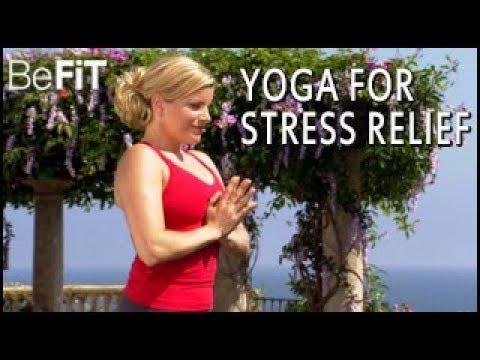 Yoga for Stress Relief: Vinyasa 1 | Element- Ashley Turner