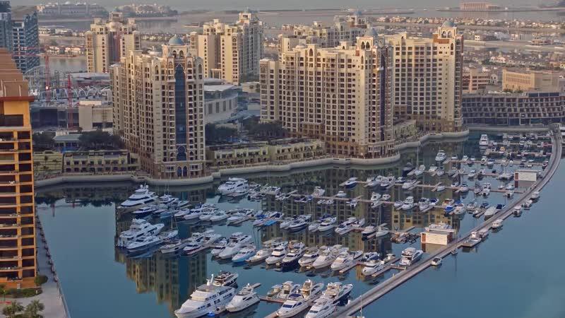 Остров Пальма Джумейра, Дубай