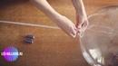 Как собрать светящийся шар led шарик