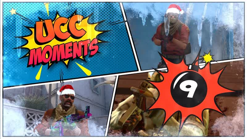 🎄 UCC Moments by GG.BET 9