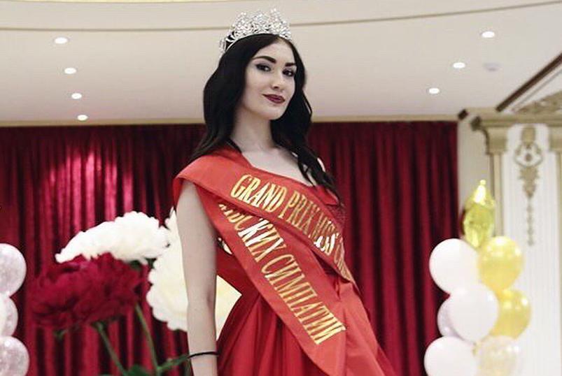 Девушка из КЧР победительница престижного конкурса красоты в Сочи